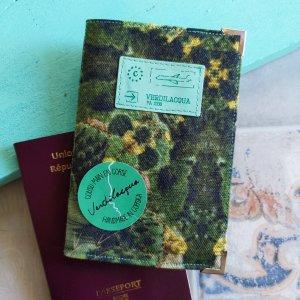 Passeport – Motif Barbarie