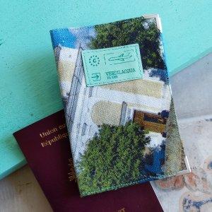 Passeport – Motif Cargèse