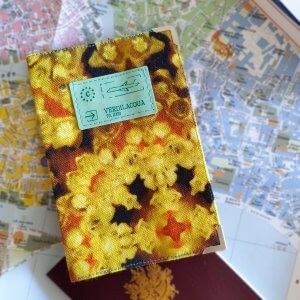 Passeport – Motif Immortelle