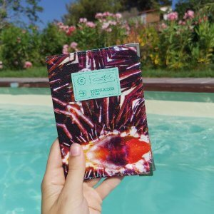 Passeport – Motif Oursin